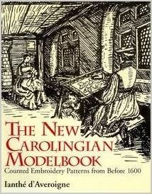 The New Carolingian Modelbook: Counted Embroidery Patterns from Before 1600: Kim Brody Salazar: 9780964208223: Amazon.com: Books