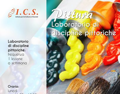 """Check out new work on my @Behance portfolio: """"Associazione Culturale ICS"""" http://be.net/gallery/43397615/Associazione-Culturale-ICS"""