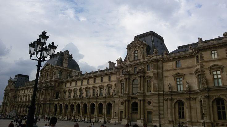 Musée du Louvre à Paris, Île-de-France