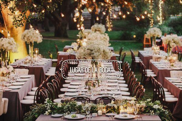 Preguntas al elegir el lugar de la boda