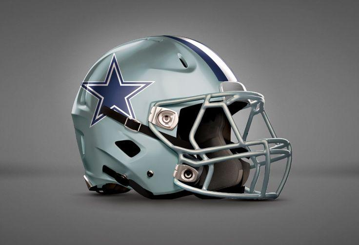 Screen shot 2015 02 24 at 12 30 57 football - Dallas cowboys concept helmet ...