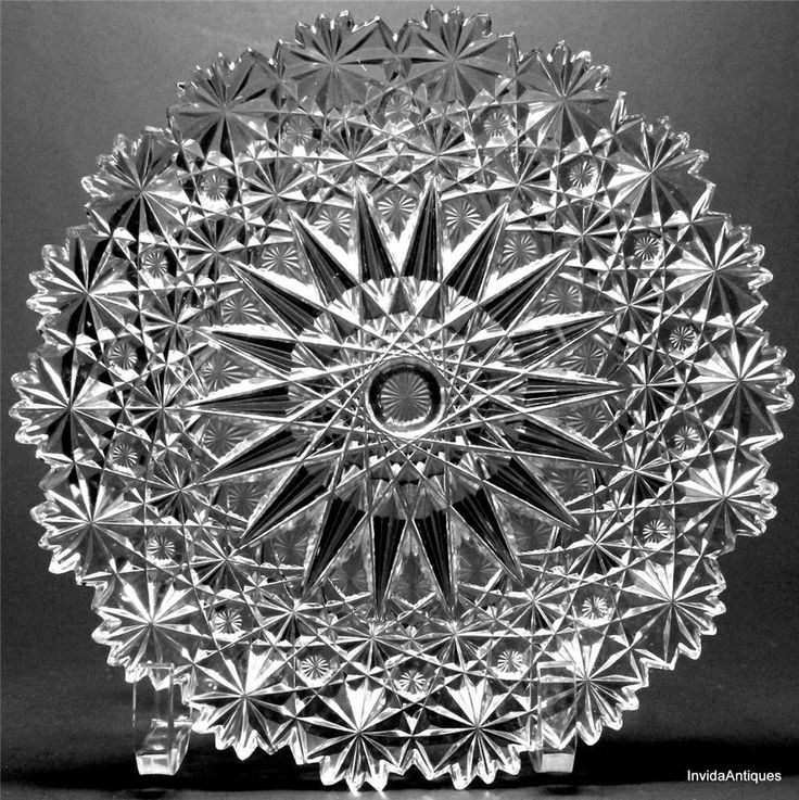 954 best images about Brilliant Cut Glass on Pinterest ...