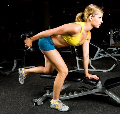 Goodbye Batwings! 5 Moves for Toned Triceps - Shape.com
