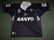 Penrith Panthers Adults XXL Rugby League Shirt Jersey Top NRL Australia