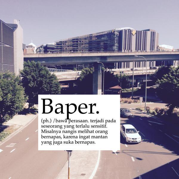 comma wiki #baper