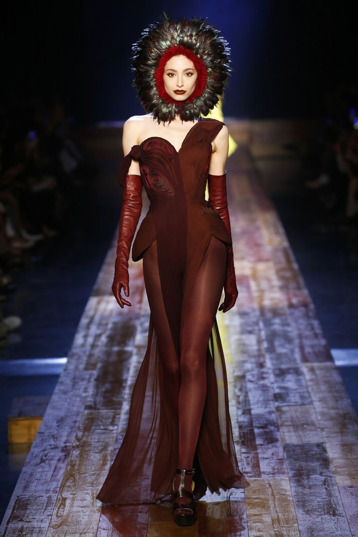 66 best Jean Paul Gaultier images on Pinterest | Jean paul ...