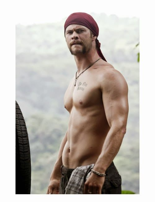 chris hemsworth body - Google Search