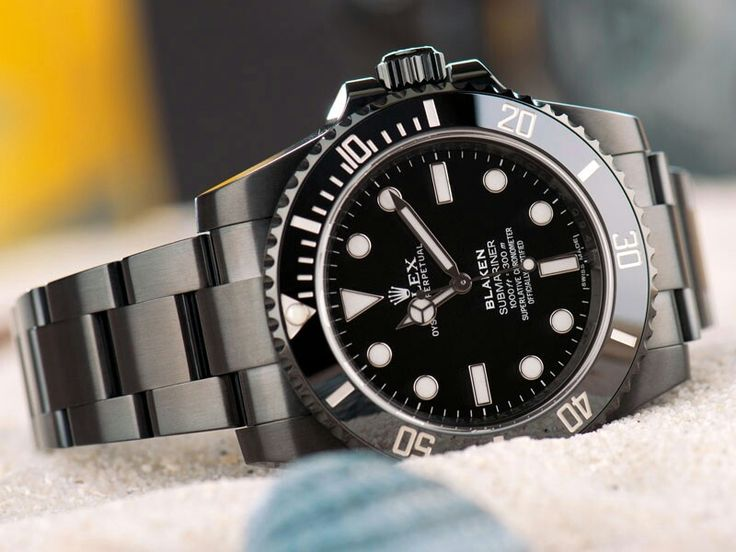 Blaken® | Black Rolex Submariner