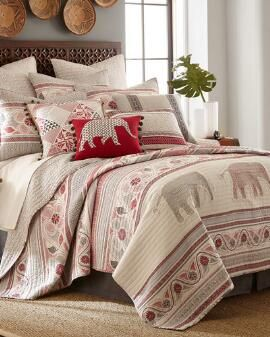 Exclusively Ours - Elephant Parade Quilt Collection