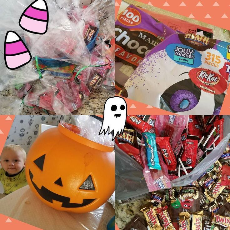 Getting ready for Trick or Treat  #candies #calories #halloween #halloween2017 #trickortreat #nonhealthy #sugar #snickers #twix #mnm #milkyway #jollyrancher #heath #kitkat #twizzlers #yummy #halloweencandy #candy #chocolate #bonbons #InstaGreat #instagram #holiday #party #eating #food #spooky