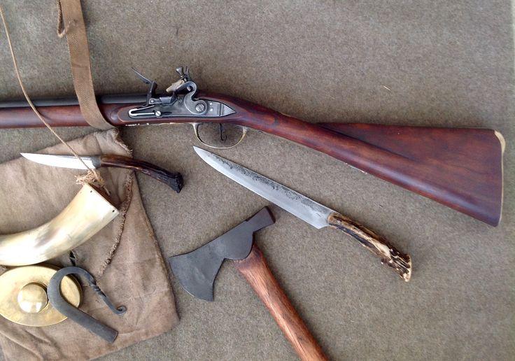 Lock side of my #KenNetting New England Fowler!  Beautiful gun.  #Fowler #LongHunter #Frontier #Patriot