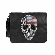 Calavera Mensajero Bolso Comprador EE.UU. Banderas bandolera CROSSOVER: 31,40 EUREnd Date: 01-oct 08:48Buy It Now for only: US 31,40 EURBuy…