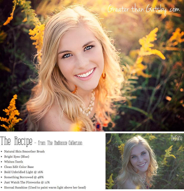 Before & Afters - Greater Than Gatsby - Greater Than Gatsby   Professional Photoshop Actions