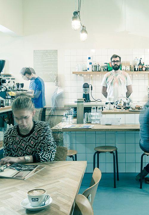 Beste Nieuwe Koffiebar van Nederland: 'Het Hoofdkantoor' in Rotterdam! | Esquire