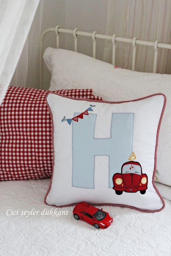 initial car cushion