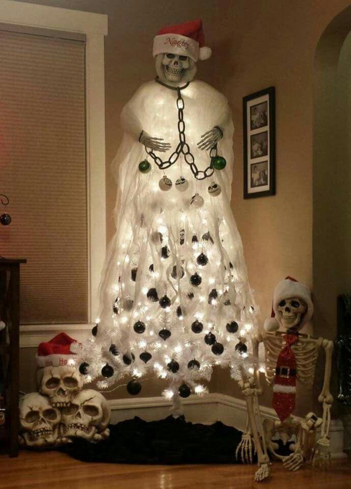 Old Aluminum Christmas Tree