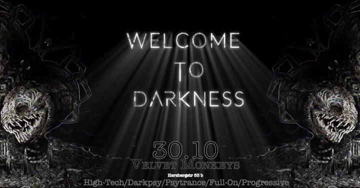Welcome to Darkness im Velvet Monkeys in Berlin