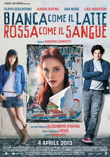 Vinci le t-shirt del film!!!  http://cartagiovani.it/news/2013/04/02/vinci-le-t-shirt-di-bianca-come-il-latte-rossa-come-il-sangue