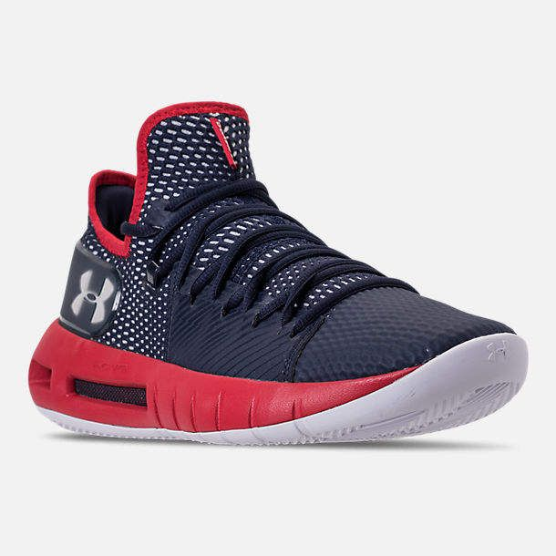 promo code 3f119 c3a41 Under Armour Men s HOVR Havoc Low Basketball Shoes