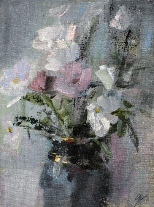 Цветы в вазе<br><i>(запрос цены)</i>