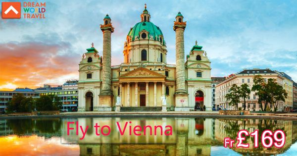 Book cheap flights from London to Vienna with Dream World Travel.Find Cheap Flight Deals on all major airlines.  #Cheap #Flights #To #Vienna #CheapFlights #To #Europe