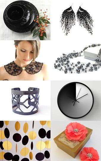 Happy New Year! by Mandarina on Etsy--Pinned with TreasuryPin.com