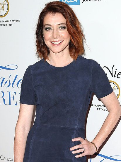 Alyson Hannigan looks so good these days! Description from popsugar.com. I searched for this on bing.com/images