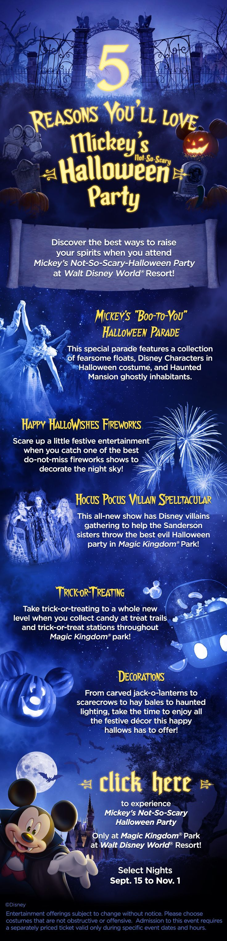 5 reasons youll love mickeys not so scary halloween party at magic