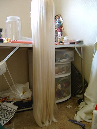 so good jewelry online shopping How to detangle and store wigs  I just bought a 3ft long wig for cosplay  Definitely need to do this