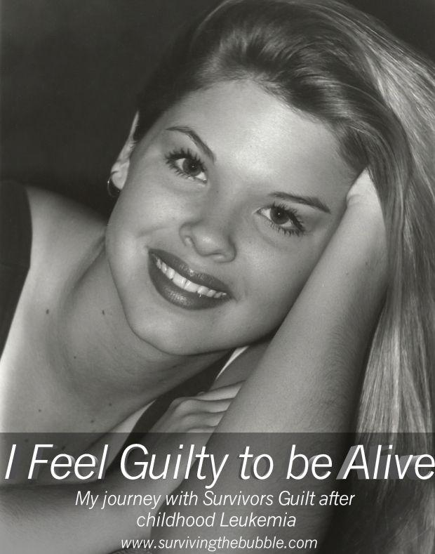 Survivors Guilt, Surviving The Bubble, Leukemia Survivor, AML Survivor, Childhood Leukemia Survivor, Depression, Anxiety, Suicide http://www.survivingthebubble.com