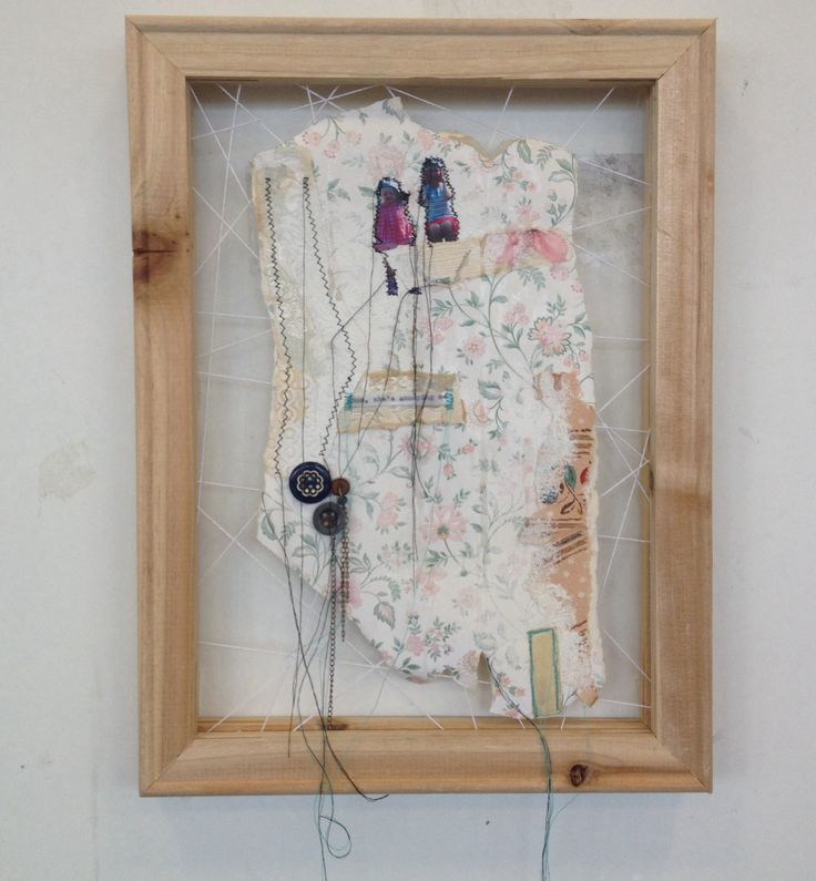 Precious things, final piece/ Katie Whittle/ Blackpool Sixth Form/ former Millfield student