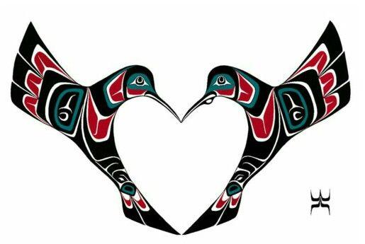 Haida art ❤