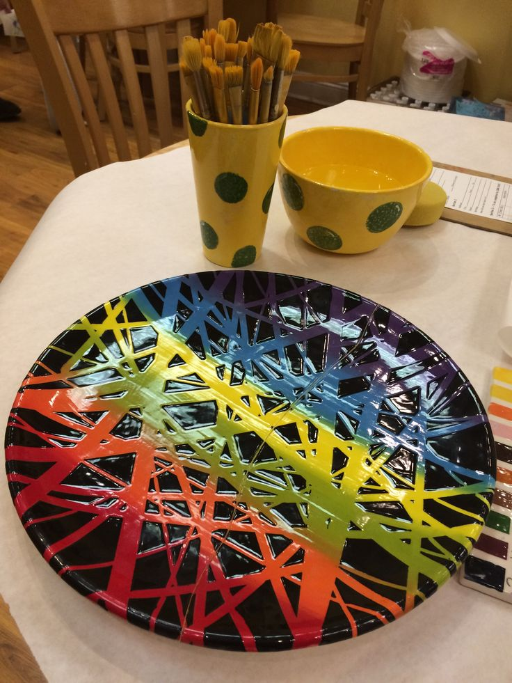 32 best bowls images on pinterest ceramic painting for Cool pottery designs