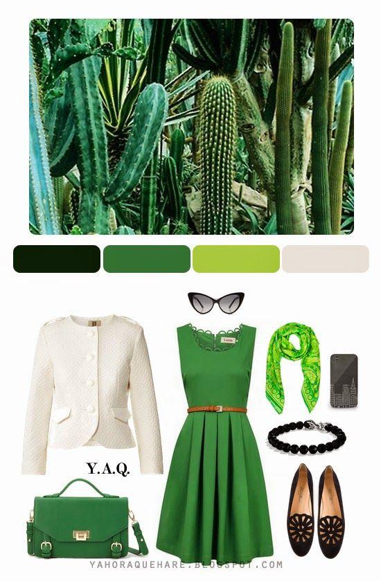 Y. A. Q. - Blog de moda, inspiración y tendencias: Inspiración Color
