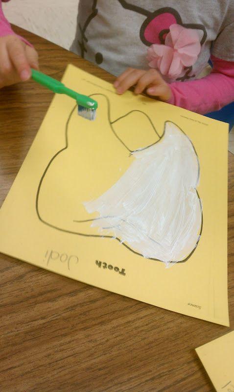 Mrs. Ayala's Kinder Fun: Dental Health 2012