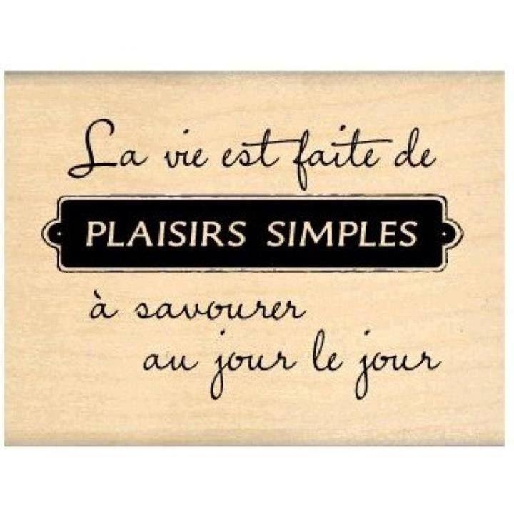 plaisirs