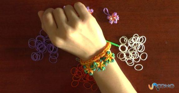 pulsera de gomitas, pulseras de gomas, pulsera de gomitas, pulseras de gomitas, gomitas de colores, pulseras de gomitas con telar, pulseras de gomita, loom bands,Loom Band Bracelet,Rainbow Loom,Loom Band Bracelet Tutorial