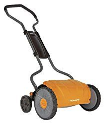 The best lawn mowers for small yards  https://lawntoolslist.com/best-electric-lawn-mower-reviews  Here are our top picks for the the best lawn mowers for small lawns. We'll begin with manual mowers, then work our way through electric, battery, and gas models. Fiskars 17 Inch Staysharp Push Reel Lawn Mower  Buy from Amazon.com  The Fiskars company knows a lot about blades. Ask anyone who sews, they probably have a pair of Fiskars scissors. The five-blade cutting reel on their 17-inch wide…