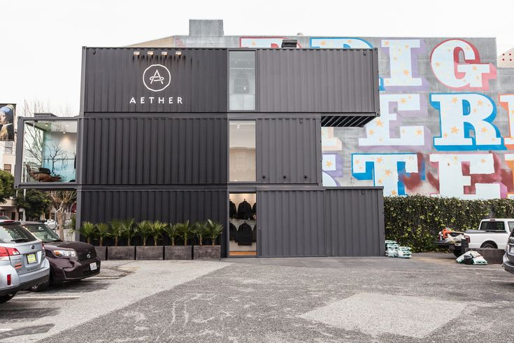 5 Best Retailers in Upcycled Shipping Containers - Dwell