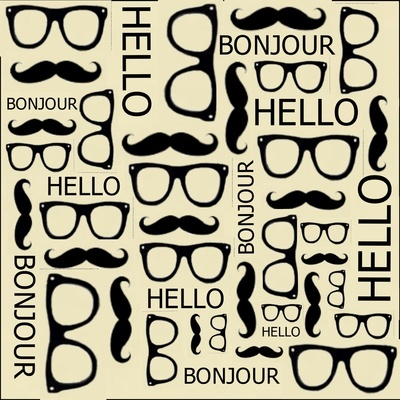 Hello, Bonjour by Amy Copp