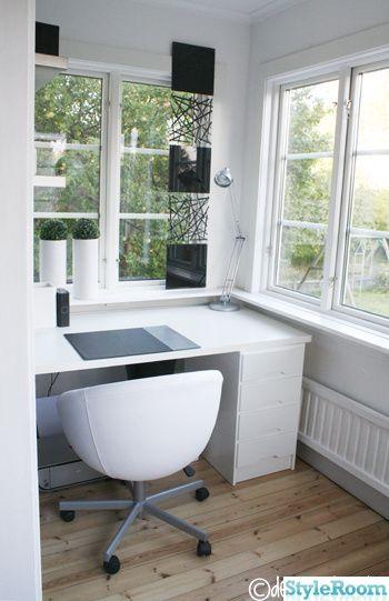 skrivbord,koziol,vitt,fönster,skrivbordsstol,kontor,arbetshörna