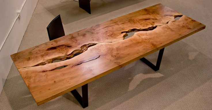 1000 ideas about wood slab dining table on pinterest tree table wood slab table and dinning. Black Bedroom Furniture Sets. Home Design Ideas
