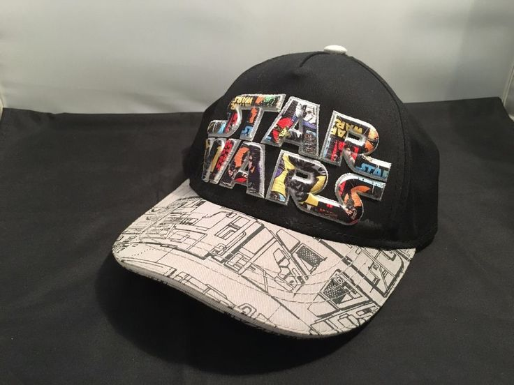 Star Wars Collectable Kids Cap - Size 55 cm (Circumference) in Clothing, Shoes, Accessories, Boy's Accessories, Hats | eBay!