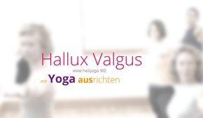 Hallux Valgus mit Yoga ausrichten Hallux Valgus ist die Schiefstellung der Grossen Zehe – schmerzhaft und beeinträchtigend. Mit diesen Yoga-Übungen bestehen gute Chancen die grossen Zehen zu begradigen und Senkfüsse zu korrigieren. FRAGE Ich habe… Tags: HeilyogaPosting