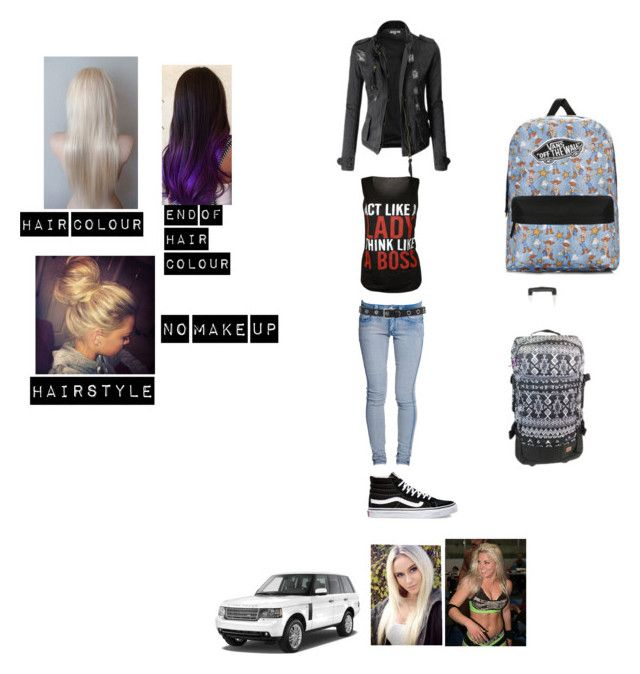 """""""Brianna Hart & Candice LeRae Riding to Airport"""" by wwetnagirl ❤ liked on Polyvore featuring WearAll, Boohoo, Miss Selfridge, Vans and Billabong"""