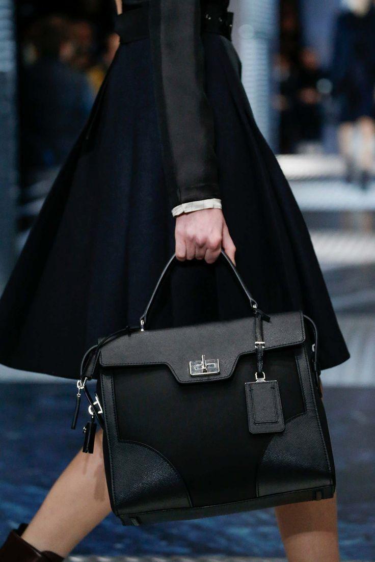fbb1d722c0 Nylon shoulder bag | It's In The Bag | Fashion, Prada handbags ...