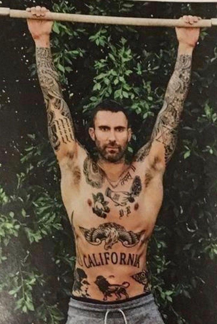 b8d0c0dbc Amazing ❤ Cloud Tattoo Sleeve, Sleeve Tattoos, Adam Levine Tattoos, Mr  Adams,
