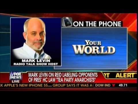 Mark Levin visits Neil Cavuto to talk Obamacare, Cruz, and Palin 9-23-2013  @SarahPalinUSA: Mark Levin nails it here. Remember time is short before the nation is fundamentally transformed unless we fight...
