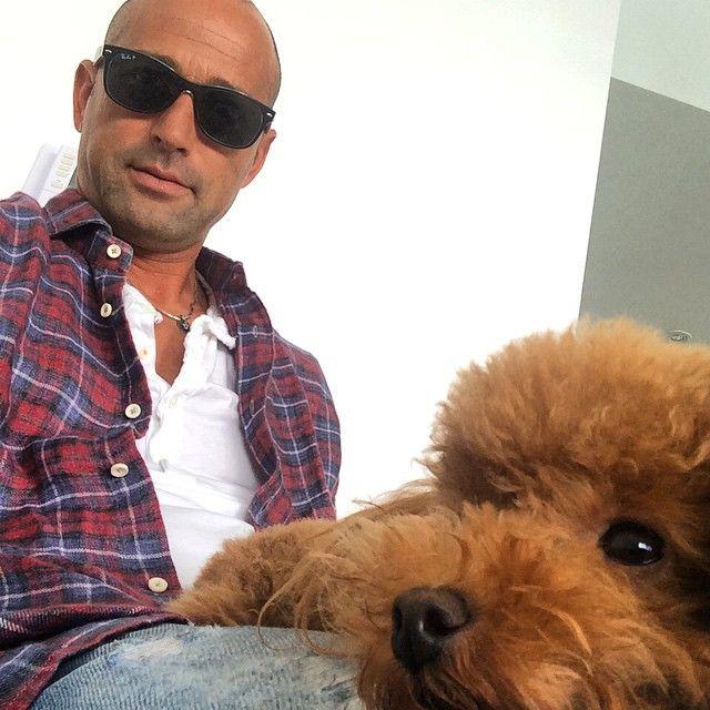 #StefanoBettarini Stefano Bettarini: Aspettando Marty