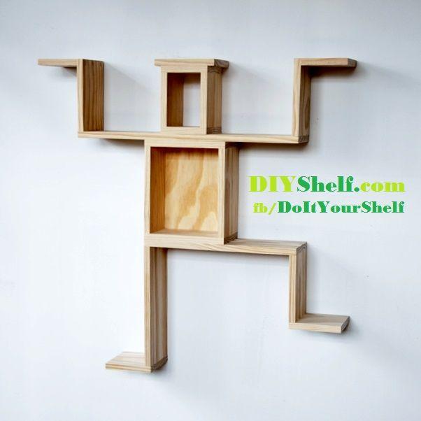 FUNctional Art! #ShelfBot #KickBot
